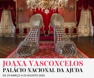 Joana Vasconcelos Palácio Nacional da Ajuda